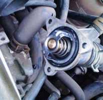 Греется двигатель после замены термостата