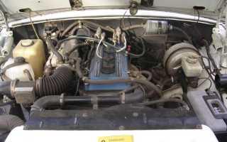 Волговский двигатель 406 характеристики
