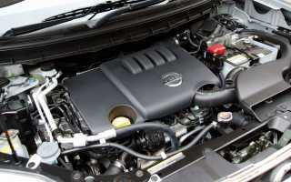 M9r двигатель характеристики ниссан