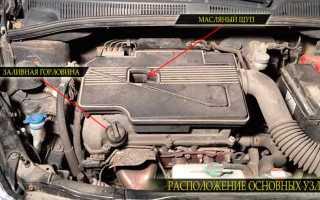 Инструкция по самостоятельной замене масла в двигателе Suzuki SX4