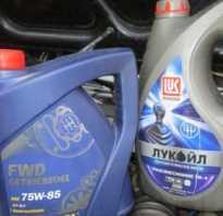 Как правильно поменять масло в коробке ВАЗ 2109