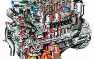 Двигатель aaz рабочая температура
