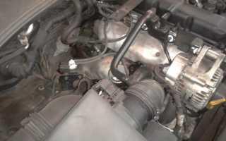 Двигатель d4cb расход масло