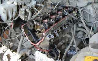 Двигатель 405 как ставить форсунки