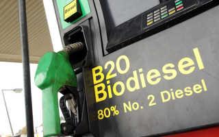 Что такое биодизельный двигатель