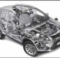 Руководство как снять аккумулятор с моделей Форд