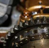 Глухой стук в двигателе при разгоне