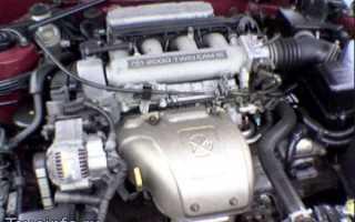 Замена ремня ГРМ на двигателе Toyota 3S-GE- Личный опыт