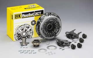Замена сцепления Ford Focus 3 DPS6-DCT / Powershift
