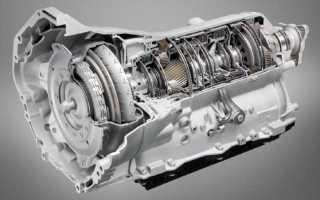 Как заменить масло в коробке АКПП Honda CR-V