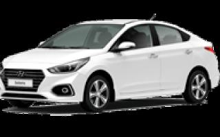 Hyundai solaris лучшее масло для двигателя