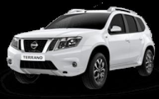 Какое масло заливать в двигатель Nissan Terrano