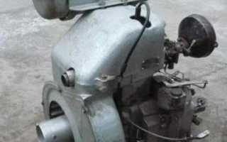 Бензиновый двигатель зид характеристика